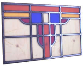 glas-in-lood-raam-patineren